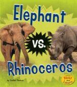 Elephant vs. Rhino